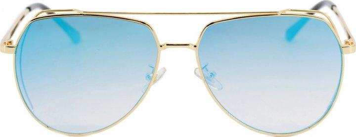 Солнцезащитные очки женские SumWin 58039-02 Золотистые - изображение 1