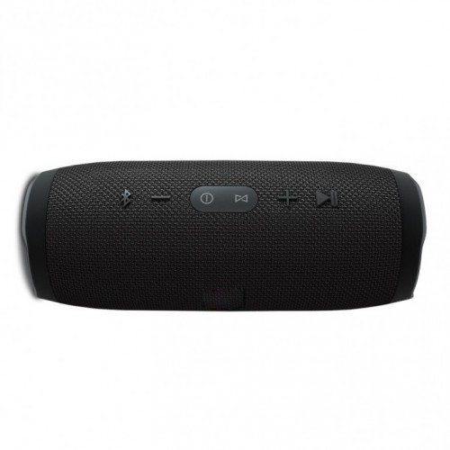 Портативная беспроводная Bluetooth стерео колонка LZ Charg 3 Черная (LZ Charg 3 Black) - изображение 1