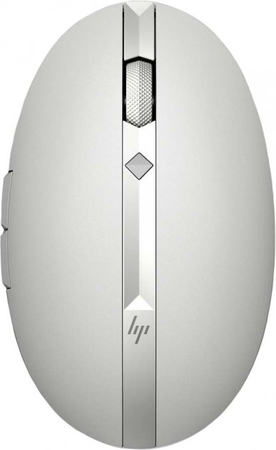 Миша HP Spectre 700 Wireless/Bluetooth Silver/White (3NZ71AA) - зображення 1