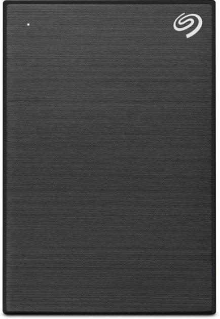 Жесткий диск Seagate One Touch 1TB STKB1000400 2.5 USB 3.2 External Black - изображение 1