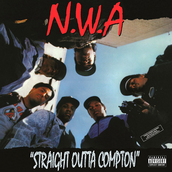 Виниловая пластинка N.W.A STRAIGHT OUTTA COMPTON (EAN 0600753469958) - изображение 1