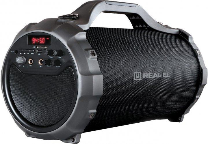 Акустическая система Real-El X-750 Black (EL121600003) - изображение 1