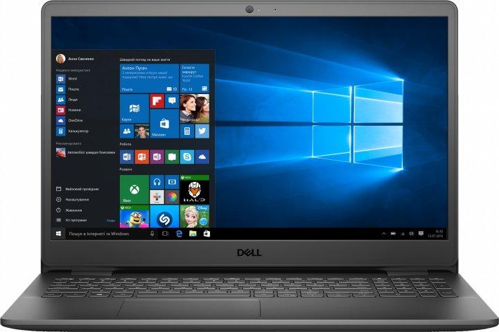 Ноутбук Dell Vostro 15 3500 (N3004VN3500EMEA01_2105_RAIL-08) Black - изображение 1