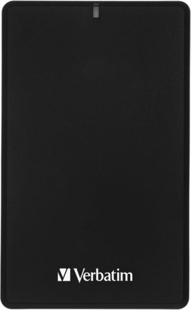 """Зовнішня кишеня Verbatim для HDD 2.5"""" USB 3.0 (VB53100) - зображення 1"""