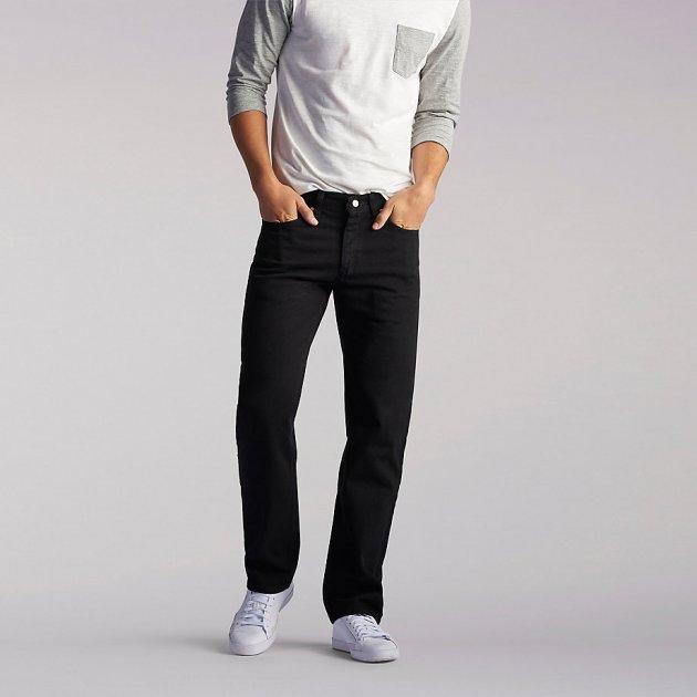 Чоловічі джинси Lee Regular Fit – Double Black W33 L34 (2008908) - зображення 1