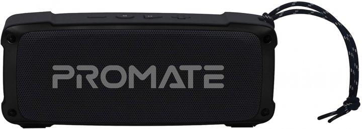 Акустична система Promate OutBeat 6 Вт Black (outbeat.black) - зображення 1