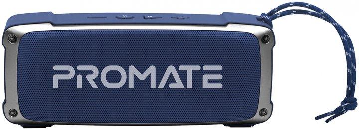 Акустическая система Promate OutBeat 6 Вт Blue (outbeat.blue) - изображение 1