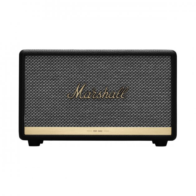 Акустика MARSHALL Loud Speaker Acton II Bluetooth Black - изображение 1