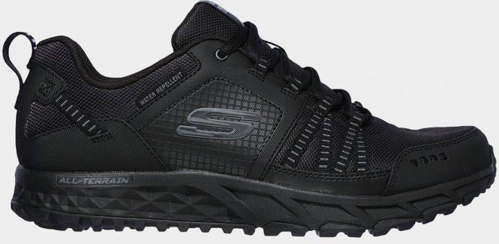 Кроссовки Skechers 51591 BBK 44 (28.5 см) Черные (192283736278) - изображение 1