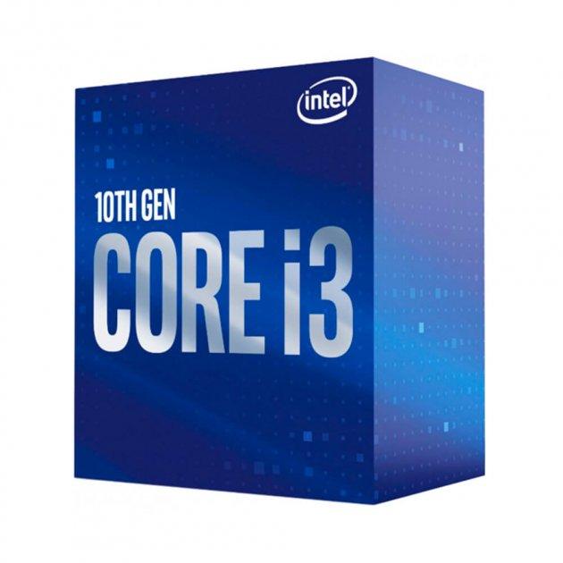 Процесор Intel Core i3 10100 3.6 GHz Box (BX8070110100) - зображення 1