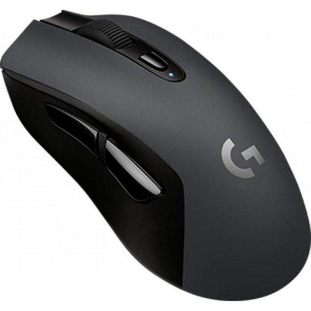 Мышь Bluetooth+Wireless Logitech G603 Lightspeed (910-005101) Black - изображение 1