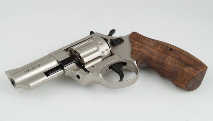 Револьвер Zbroia PROFI 3″ (сатин/бук) - изображение 1