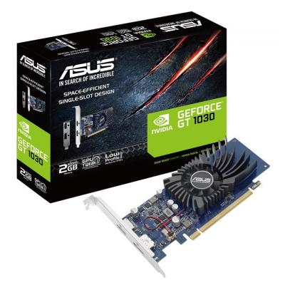 Відеокарта GeForce GT1030 2048Mb ASUS (GT1030-2G-BRK) - зображення 1