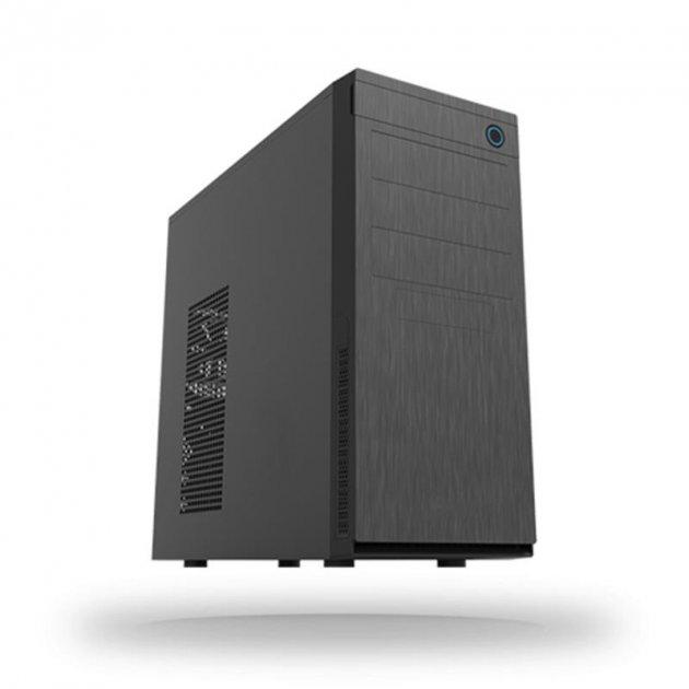 Корпус Chieftec HC-10B-OP без БЖ, 2xUSB3.0, 2xUSB2.0, 1xType C, Black - зображення 1