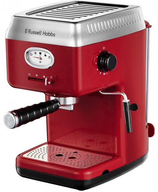 Кофеварка эспрессо Russell Hobbs 28250-56 Retro - изображение 1