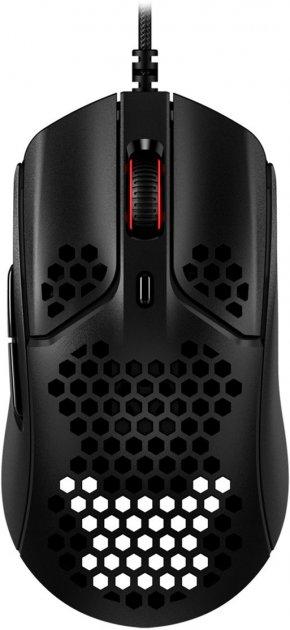 Миша HyperX Pulsefire Haste USB Black (HMSH1-A-BK/G) - зображення 1