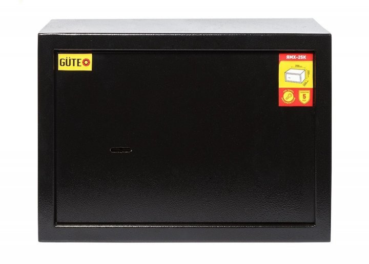 Сейф мебельный Gute ЯМХ-25К (554) - изображение 1