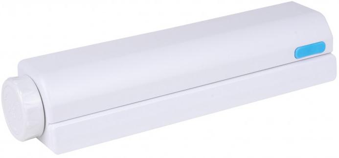 Сушка для белья Laundry пристенная пластиковая 12.8 м (4 х 3.2 м) (TRL-1280) - изображение 1
