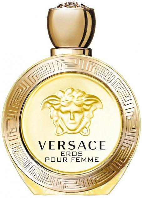 Тестер Туалетная вода для женщин Versace Eros Pour Femme 100 мл (ROZ6400104962) - изображение 1