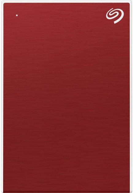 Жесткий диск Seagate One Touch 4TB STKC4000403 2.5 USB 3.2 External Red - изображение 1