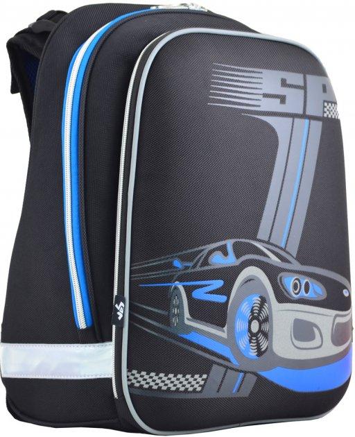 Рюкзак школьный каркасный Yes H-12 SP 38x29x15 см 0.98 кг 17 л (554603) - изображение 1