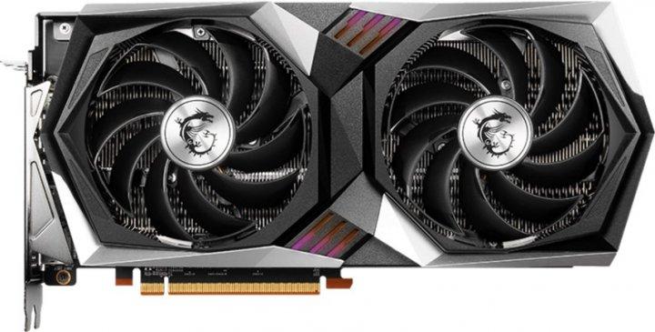 MSI PCI-Ex Radeon RX 6700 XT Gaming X 12G 12GB GDDR6 (192bit) (16000) (HDMI, 3 x DisplayPort) (RX 6700 XT GAMING X 12G) - изображение 1
