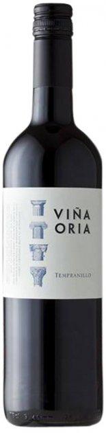 Вино Covinca Vina Oria Tempranillo 0.75 л красное сухое 13% (8424659102588) - изображение 1