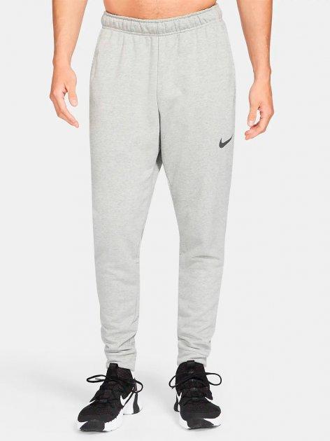 Спортивные штаны Nike M Nk Df Pnt Taper Fl CZ6379-063 S (194501870177) - изображение 1