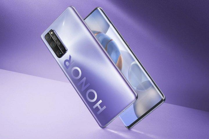 Мобільний телефон Honor 30 Pro 8/128GB Violet - зображення 1