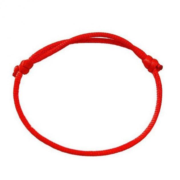 Красная нить Каббала DiaDemaGrand Красный (090275-10) - изображение 1
