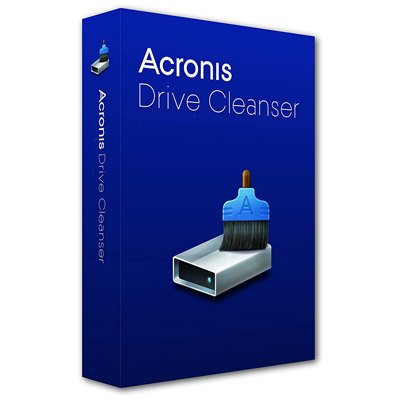Acronis Drive Cleanser 6.0 – Maintenance AAS ESD - изображение 1