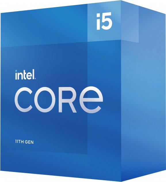 Процесор Intel Core i5-11400 2.6 GHz / 12 MB (BX8070811400) s1200 BOX - зображення 1