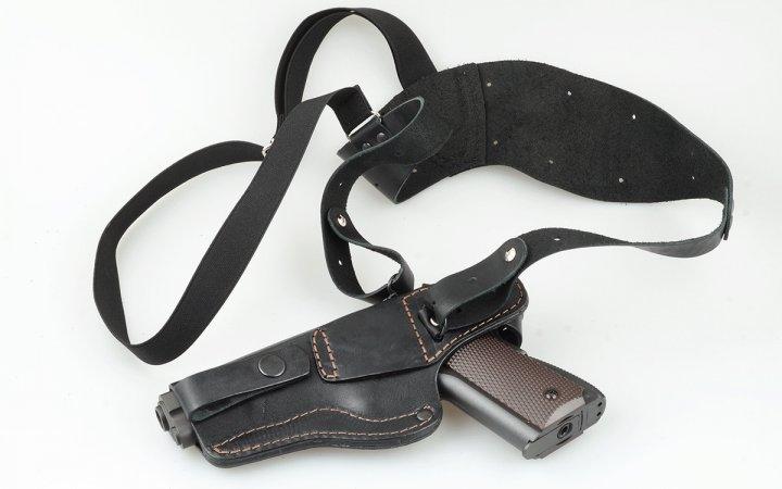 Кобура оперативна Beneks для Colt 1911 - зображення 1