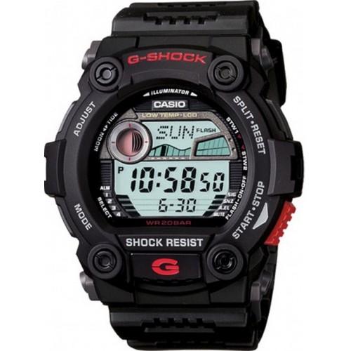 Чоловічий годинник CASIO G-7900-1ER - зображення 1