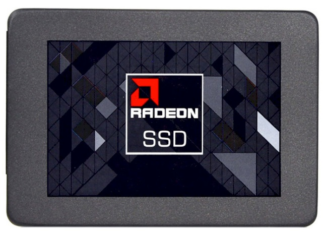 "AMD Radeon R5S 512GB 2.5"" SATA III 3D NAND TLC (R5SL512G) - изображение 1"