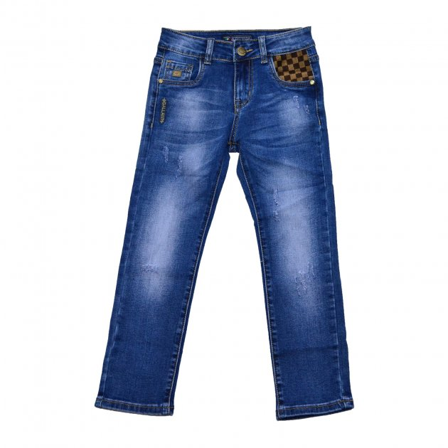Джинсы Gallant Jeans B1209-B 110 см Голубой - изображение 1