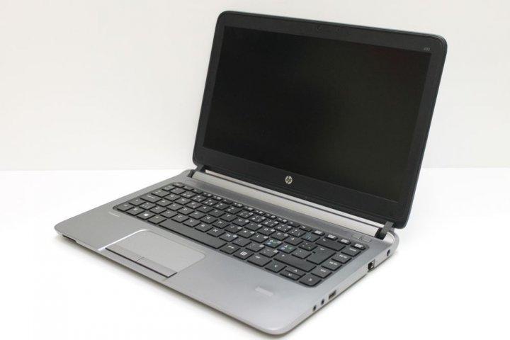 Ноутбук HP ProBook 430 G1- Intel-Core-i3-4005U-1,70GHz-4Gb-DDR3-500Gb-HDD-W13.3-Web-(B-)- Б/В - зображення 1