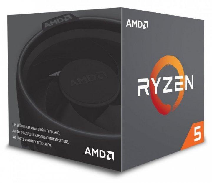 AMD Ryzen 5 2600X (YD260XBCAFBOX) - зображення 1