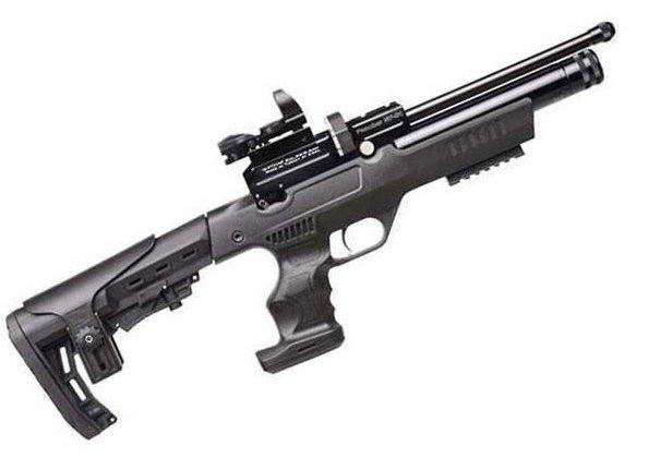 Пістолет пневматичний Kral NP-01 PCP 4.5 мм (3681.01.01) - зображення 1