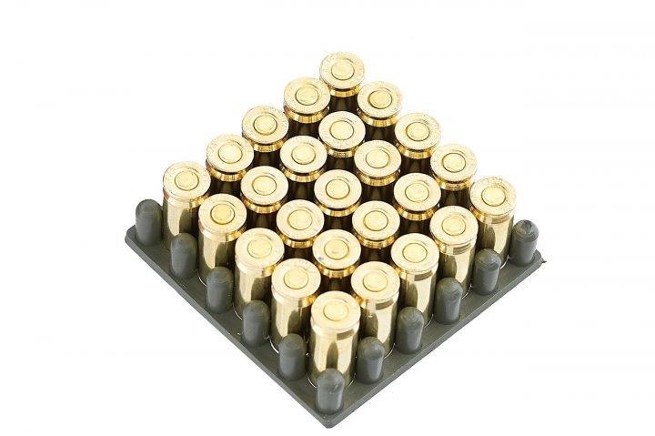 Патрони 9 мм холості ZBROIA MAC пістолетні 25 шт - зображення 1