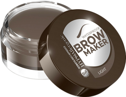Тіні для брів Bell Hypoallergenic Waterproof Brow Maker №01 Light 3.3 г (5902082520542) - зображення 1