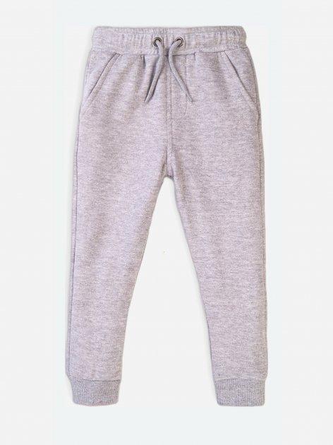 Спортивные штаны Minoti 5FJOG 1 16743 80-86 см Серые (5059030495053) - изображение 1