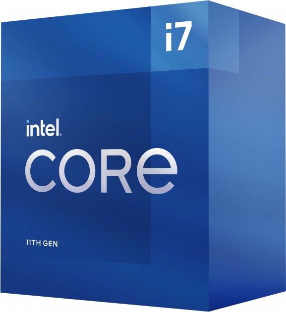 Процесор Intel Core i7-11700 2.5 GHz / 16 MB (BX8070811700) s1200 BOX - зображення 1