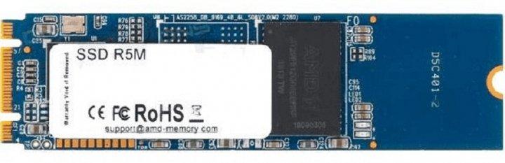 Твердотельный накопитель AMD Radeon R5 2280 240GB (R5M240G8) - изображение 1