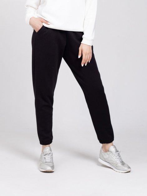 Спортивні штани Feel and fly Ease Black 1715101 L Чорні (4821715132039) - зображення 1