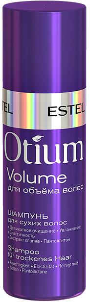 Шампунь Estel Professional Otium Volume для об'єму сухого волосся 60 мл (4606453046389) - зображення 1