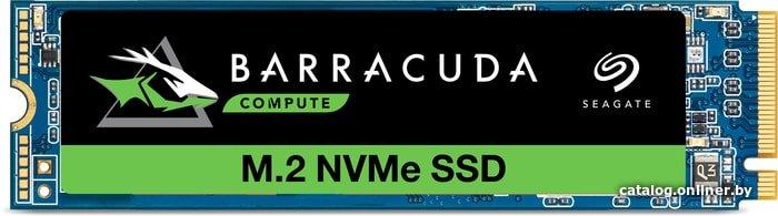 Твердотільний накопичувач SSD Seagate M. 2 NVMe PCIe 3.0 x4 256GB 2280 Barracuda 510 (ZP256CM30041) - зображення 1