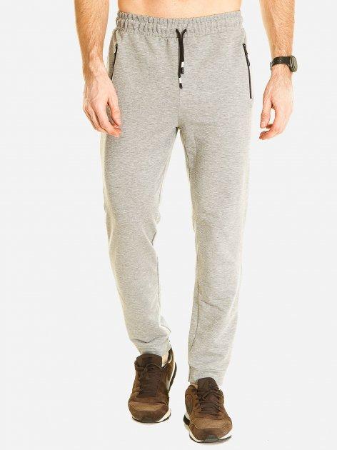 Спортивные штаны Demma 909 48 Серые (4821000052259_Dem2000000015019) - изображение 1