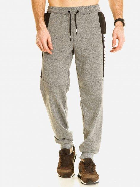 Спортивные штаны Demma 801 48 Темно-серые (4821000053355_Dem2000000016078) - изображение 1