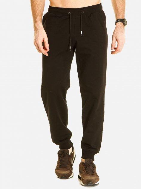 Спортивные штаны Demma 802 48 Черные (4821000054550_Dem2000000017273) - изображение 1